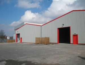 Retail/Trade Counter Sheds, Blackpool
