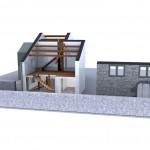 Horsfield House 3D Image - Code L6 Architecture