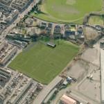 Savile Town FC ariel view - Code L6 Architecture