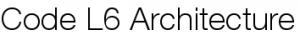 Code L6 Architecture logo